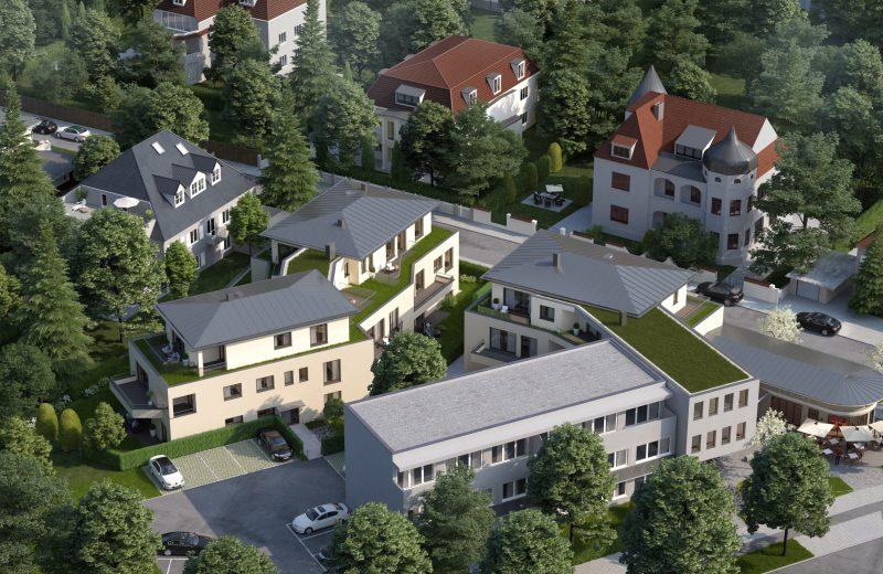 Neubauten Kustermann München Solln